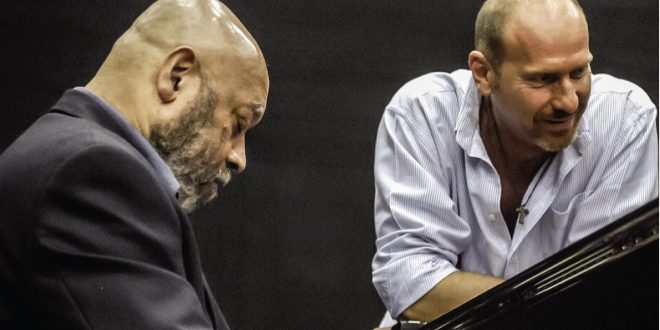 MONK BY TWO KENNY BARRON & DADO MORONI