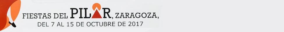 Programación de las Fiestas del Pilar 2017
