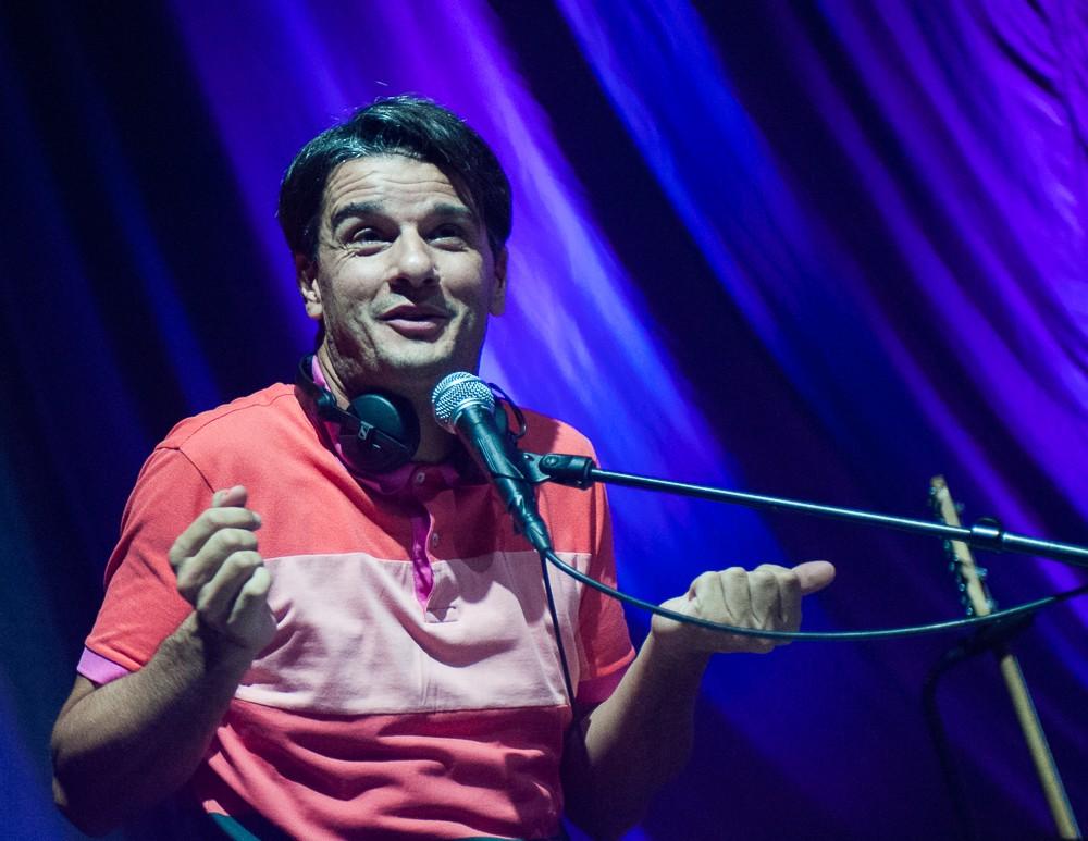 THE GIFT en el Teatro de las Esquinas el 28 de octubre de 2017. Por Ángel Burbano