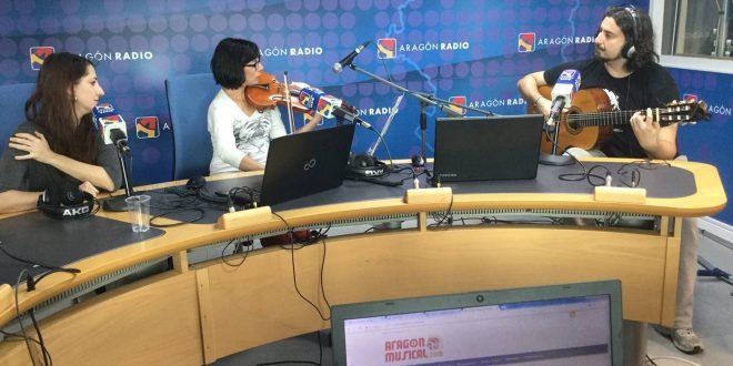 Noche Flamenca en Aragón Musical 'En Vivo' de Aragón Radio