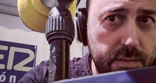 David Chapín, de Aragón Musical, en Cadena SER Aragón.