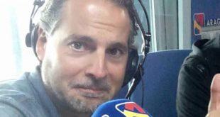 Sergio Falces, de Aragón Musical, desde Aragón Radio.