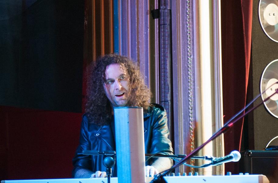 Avalanch el 20 de enero de 2018 en la Sala Oasis por Ángel Burbano