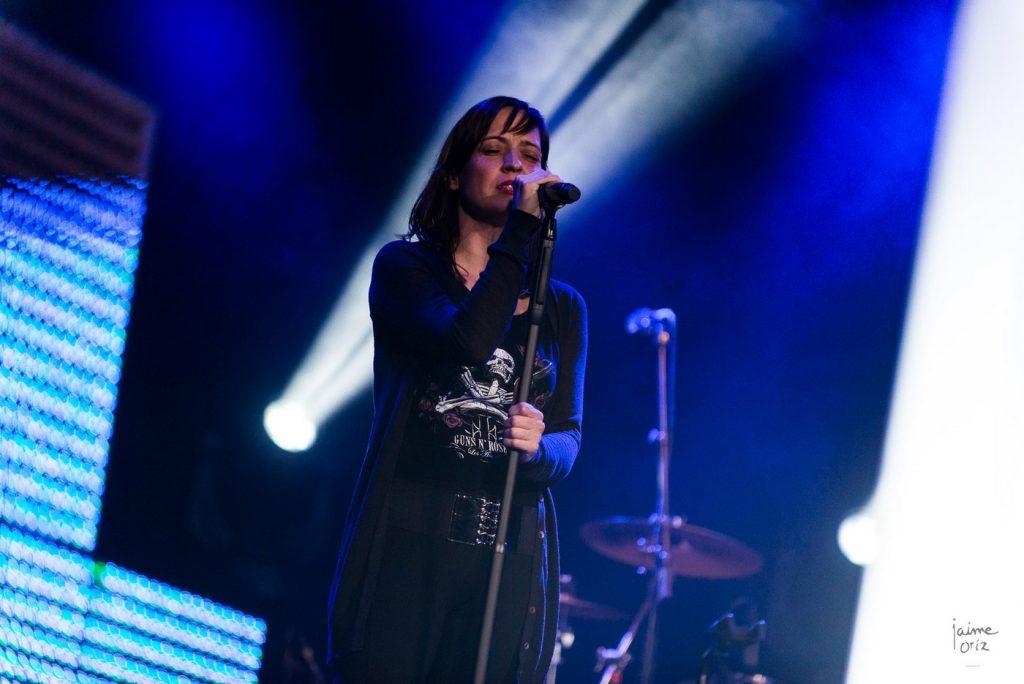 Clara Téllez. Foto, Jaime Oriz