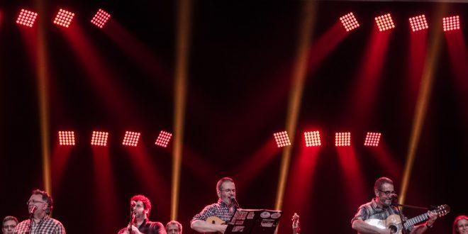 La Ronda de Boltaña (Premio a la Trayectoria en los XIX Premios de la Música Aragonesa). Foto, Jaime Oriz
