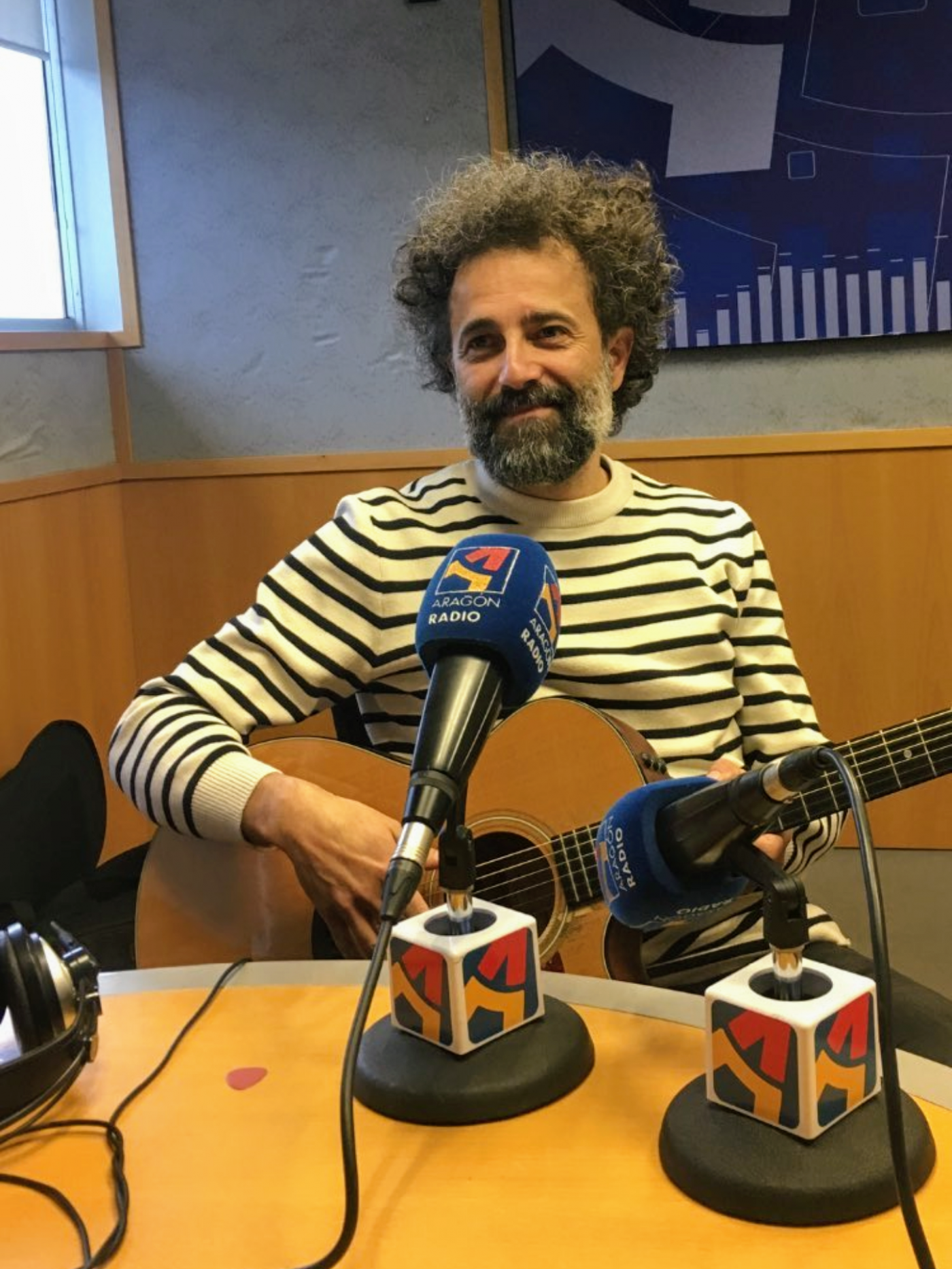 Pecker en Aragon Radio Huesca