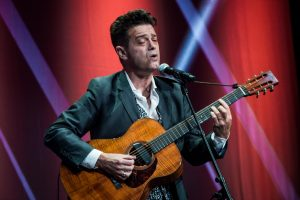 Santiago Auserón en los XVIII Premios de la Música Aragonesa. Foto, Jaime Oriz