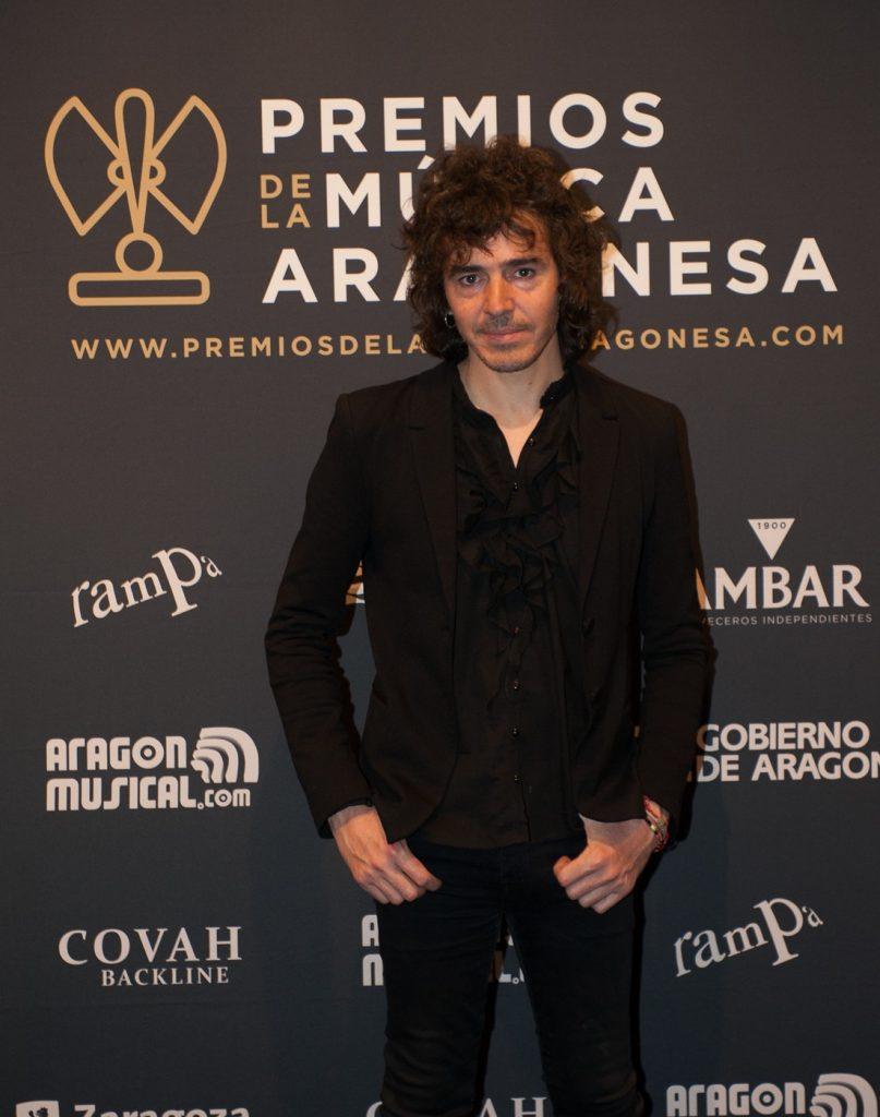 Rubén Pozo. Foto, Ángel Burbano