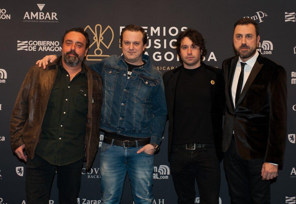 The Kleejoos Band. Foto, Ángel Burbano