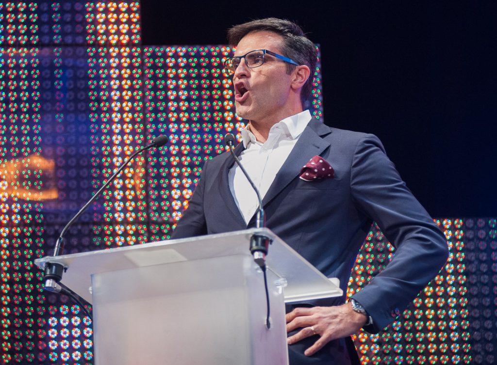 Luis Larrodera. Foto, Ángel Burbano