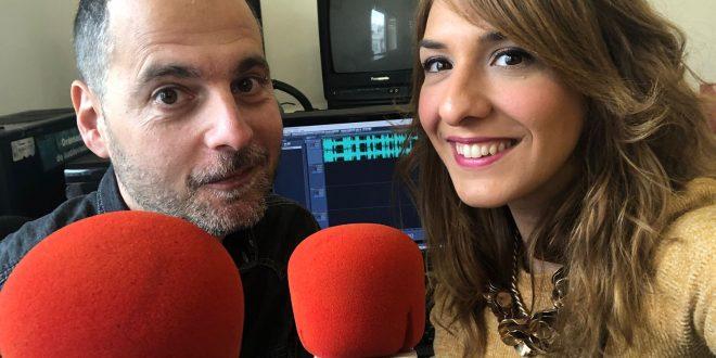 Silvia Cebolla es la protagonista del podcast Diez de marzo