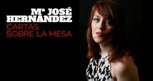 Cartas Sobre la Mesa - María José Hernández