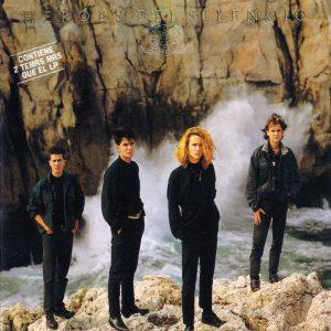 Héroes del Silencio. El mar no cesa (EMI, 1988)