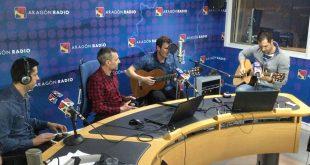 Balböa presentando su debut, 'Recibí Señales', desde Aragón Musical En Vivo