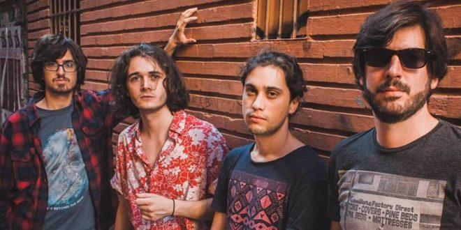 Manuel de la Cueva & The Breeze es una de las bandas callejeras que tocarán en la programación 12 Lunas