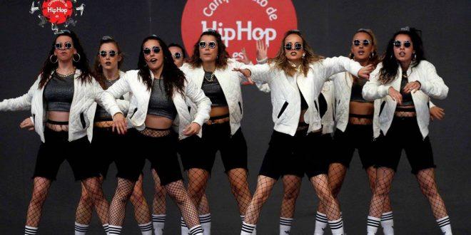 El Campeonato de Hip Hop cumple, desde Monzón, una década