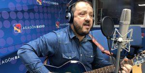 Carlos Sobreviela estrena el proyecto Los Sabios del Clan en Aragón Musical En Vivo, desde Aragón Radio