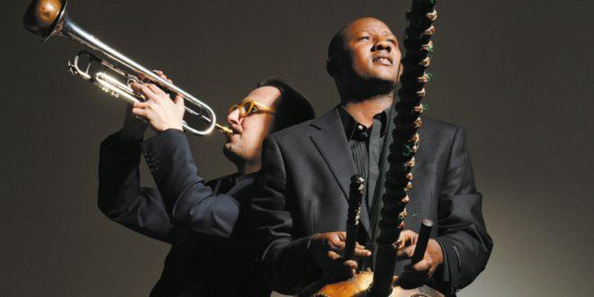 Ablaye Cissoko y Volker Goetze