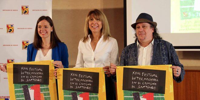 El XXVII Festival Internacional en el Camino de Santiago se celebrará del 5 al 31 de agosto