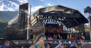 Los Titiriteros de Binéfar celebrarán en Huesca sus 40 años desde las Fiestas de San Lorenzo