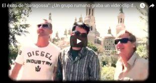 Fotograma del videoclip 'Saragossa'