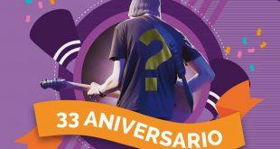 33 Secret Concert del Consejo de la Juventud de Zaragoza