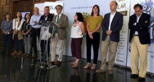 Presentación Fiestas del Pilar 2018