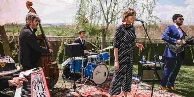 An ExtraOrdinary Quintet llevan su música negra a 'La Divina Comedia. Azotea de Estrellas' desde Teruel
