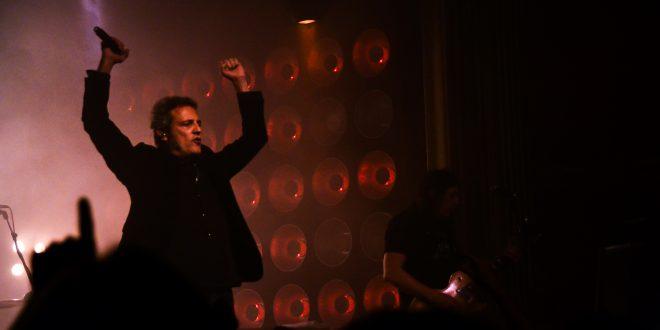 Tarque. Sala Oasis, 10/11/18. Por Stabilito, D.