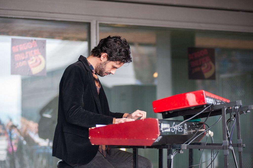 María José Hernández. IAACC Pablo Serrano, 10/11/18. Por Ángel Burbano