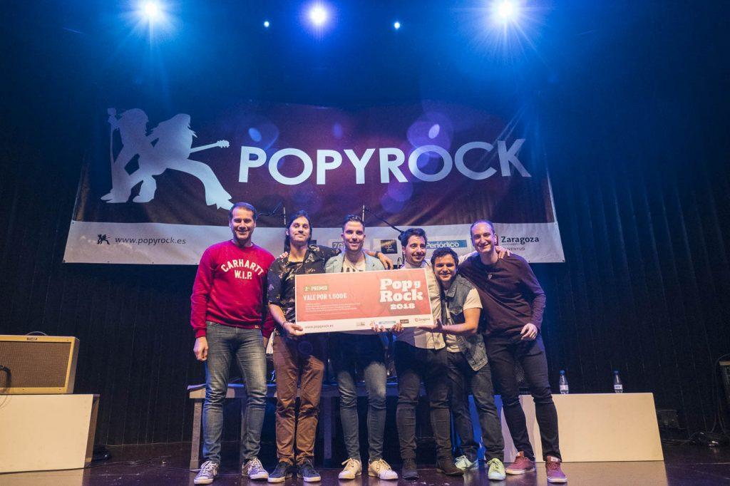 Popyrock 2018. Pardiez. Centro Cívico Delicias. Foto, Luis Lorente