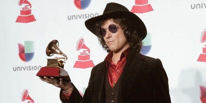 Enrique Bunbury se lleva el Grammy Latino a Mejor Álbum de Rock
