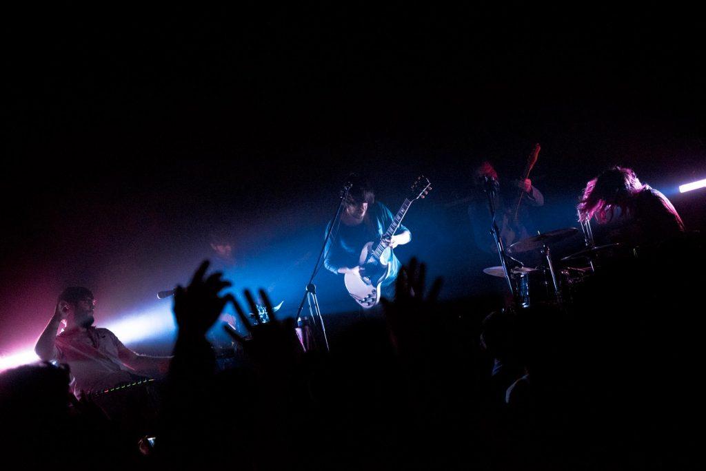 Una de las actuaciones de Las Armas de archivo. Rufus T. Firefly, 19/1/19. Foto: Jaime Oriz