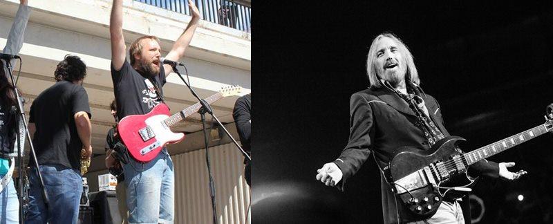 Álvaro Mazarrasa y Tom Petty