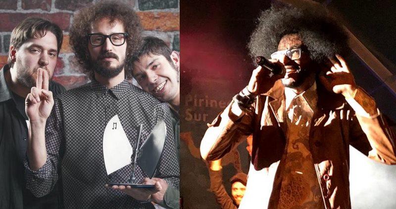 Chema Barrio de Domador y Abdul de Abdul & The Gang