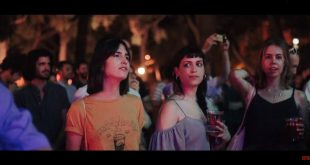 Fotograma del vídeo 'Ambar Z Music 2018' realizado por Ana Escario para Aragón Musical