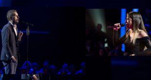 Viki Lafuente y Ángel Cortés se disputarán la final del programa 'La Voz' de Antena 3