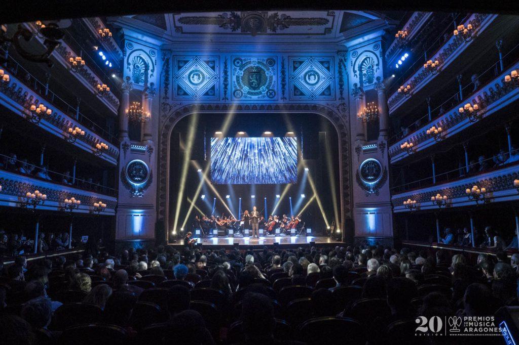 20º Premios de la Música Aragonesa. Por Luis Lorente.