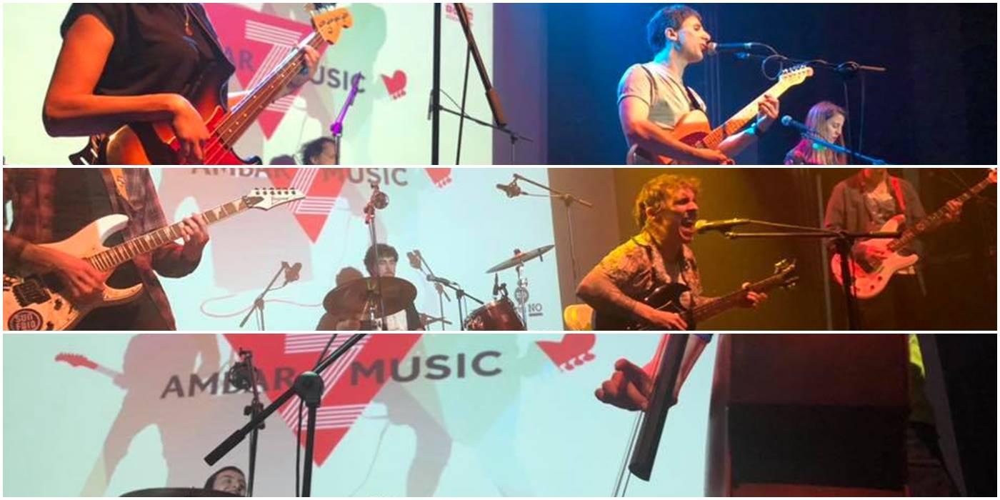 Grupos de la final del Ambar Z Music 2019