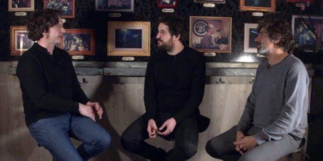 Alberto Guardiola presenta el espacio Comunidad Sonora en Aragón Tv y Aragón Radio