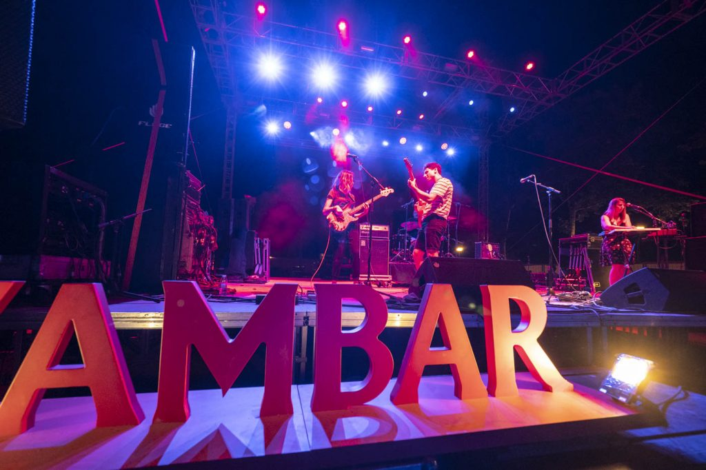Casi Reptil. Final Ambar ZMusic 2019. Foto, Luis Lorente