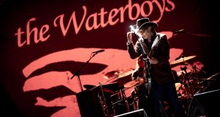 Pirineos Sur 2019 - The Waterboys, Foto Jaime Oriz