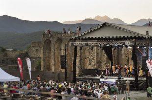 Festival Castillo de Aínsa