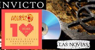 El disco 'Invicto' de Las Novias es el más votado tras la segunda semana de votos de los 19 de 2010 a 2019