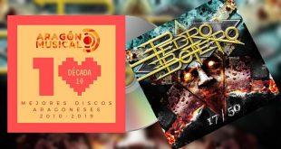 '17/50' de Pedro Botero es el disco más votado en la 3ª semana de Los 19 discos de 2010 a 2019