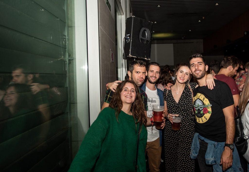 Público. FIZ 2019. Foto, Ángel Burbano