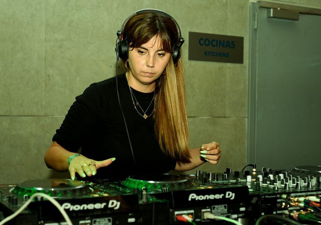 Mis Von Disko. FIZ 2019. Foto, Ángel Burbano
