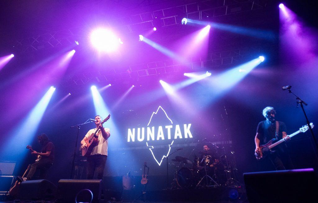 Nunatak. FIZ 2019. Foto, Ángel Burbano