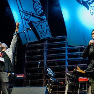 Aragón Musical. Imposibles o Casi. Plaza del Pilar. 9/10/19. Foto, Ángel Burbano