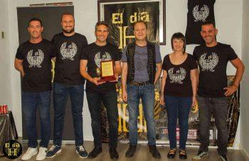 Entrega de los premios de El Día H 2019